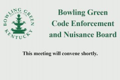01/26/21 Code Enforcement and Nuisance Board Meeting