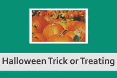 Halloween Trick or Treating 2016