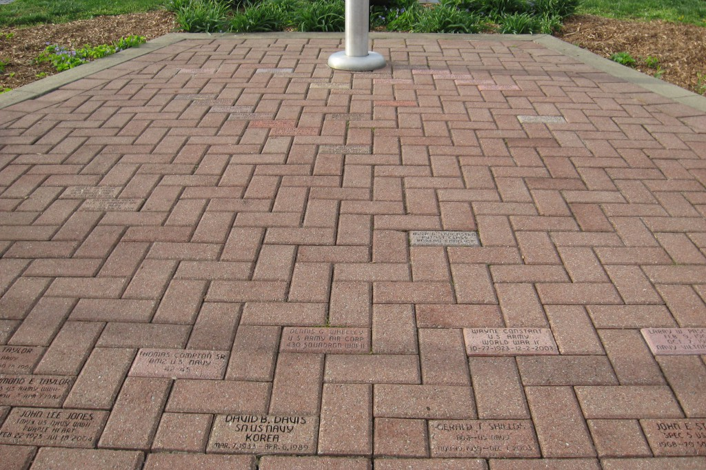 Fairview Cemetery - Veteran's Memorial Bricks