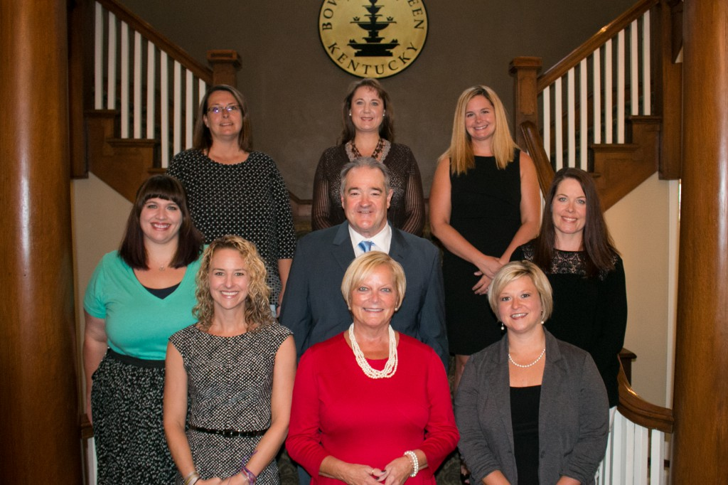 City Manager's Office - Department Photo - September 2015