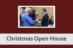 2016 Christmas Open House