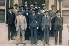 Mayor, Councilmen, and City Clerk - October 27, 1933