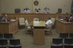 8/23/16 Code Enforcement & Nuisance Board Meeting