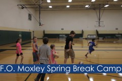 F.O. Moxley Spring Break Camp 2017