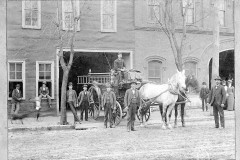 Fire Station 1900's