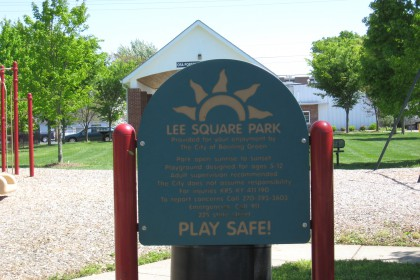 Lee Square Playground