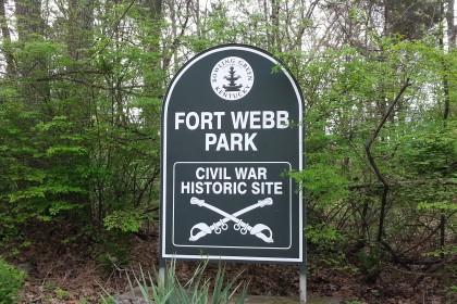 Fort Webb Park
