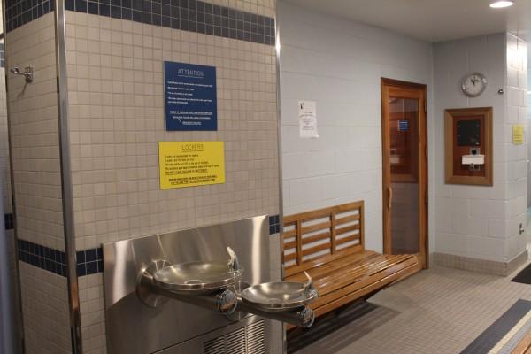 Fitness Facility - Locker Room #2