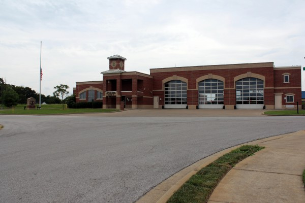 Greenwood Fire District (Station 6) - 2015