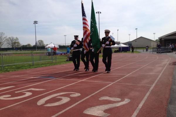 Bowling Green Fire Department - Honor Guard 2014