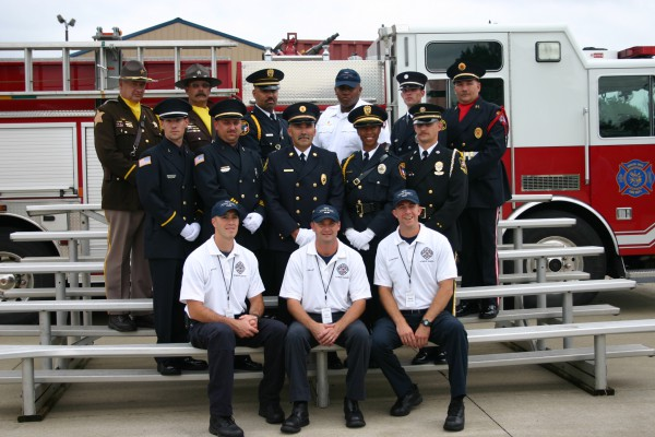 Bowling Green Fire Department - Honor Guard Camp - 2009