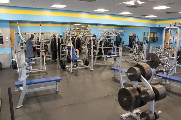 Fitness Facility - Weight Room #2