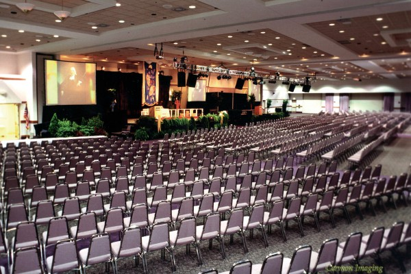Sloan Convention Center - Meeting Space