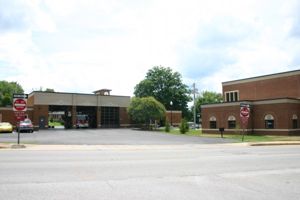 Bowling Green Fire Department Headquarters - 2009