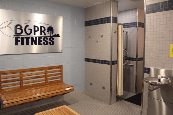 Fitness Facility - Locker Room #1