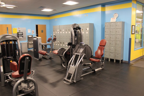 Fitness Facility - Weight Room #3