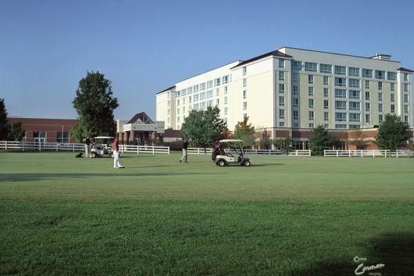 Sloan Convention Center - Crosswinds Golf Course