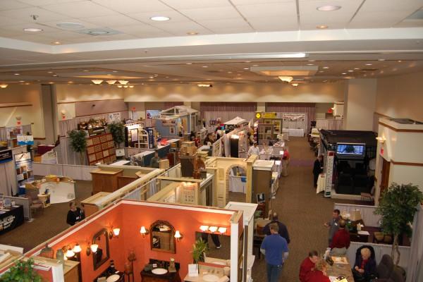 Sloan Convention Center - Exhibits