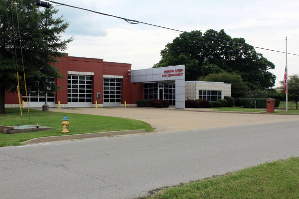 Southside Fire District (Station 3) - 2015