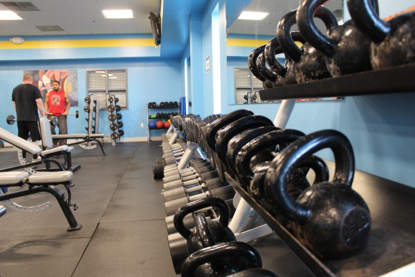 Fitness Facility - Weight Room #4