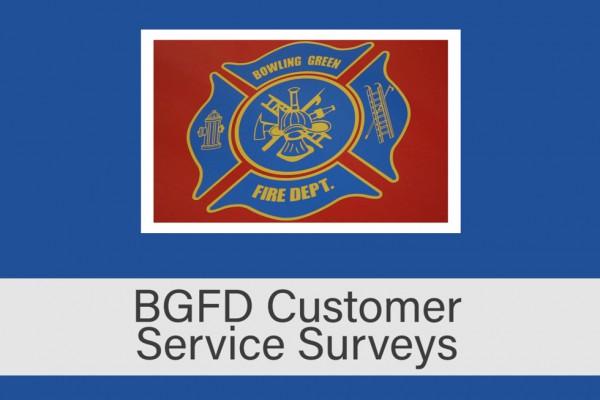Fire Department Customer Service Survey