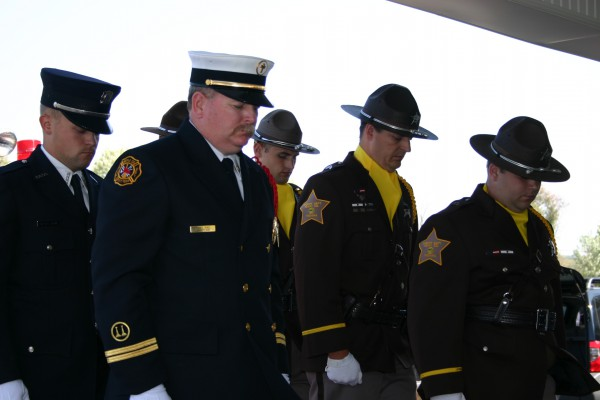 Bowling Green Fire Department - Honor Guard Camp - Training - 2010