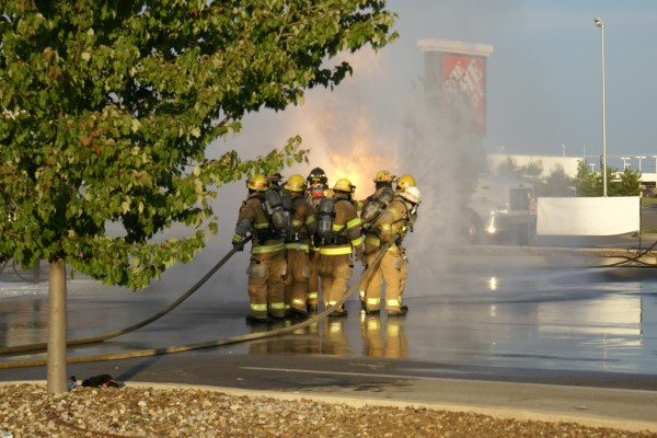 Fire Festival 2007 - Bowling Green Fire Department