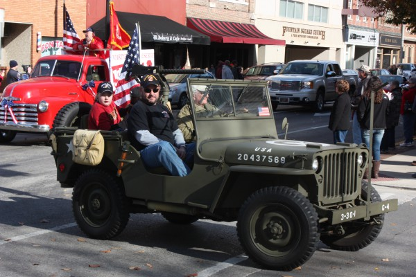 Spotlight on Bowling Green - Military Liaison Board