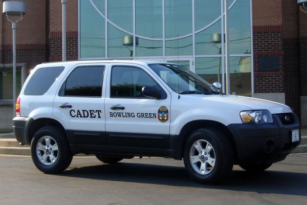 Police Cadet SUV - 2005