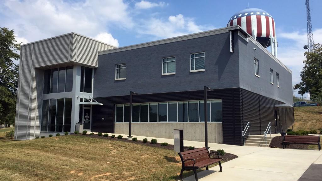 NCS Building - 2017