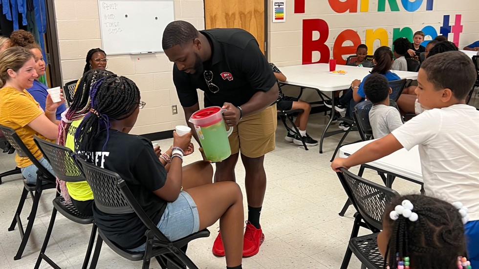 Parker Bennett Community Center - Banner Image #1