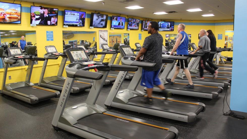 Fitness Facility - Cardio Room #1