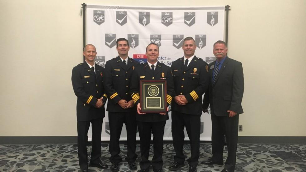 National Accreditation Award - 2018