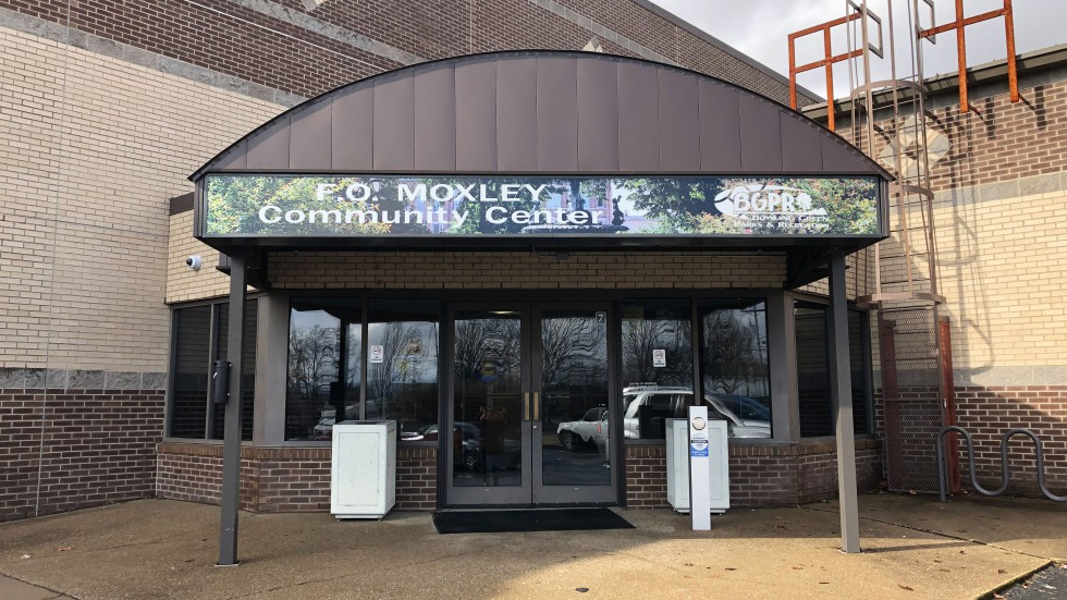 F.O. Moxley Community Center - Banner Image #1