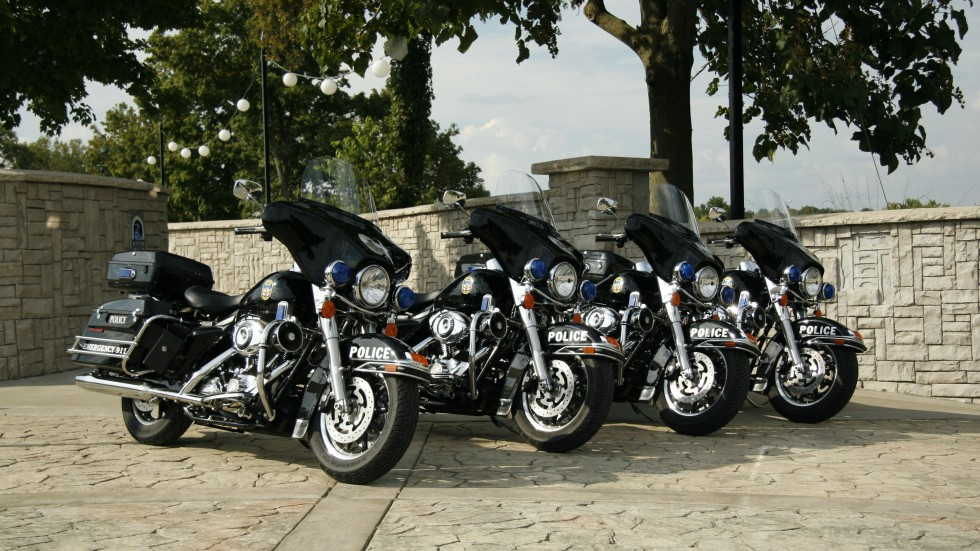Motorcycle Unit - Bowling Green Police Department