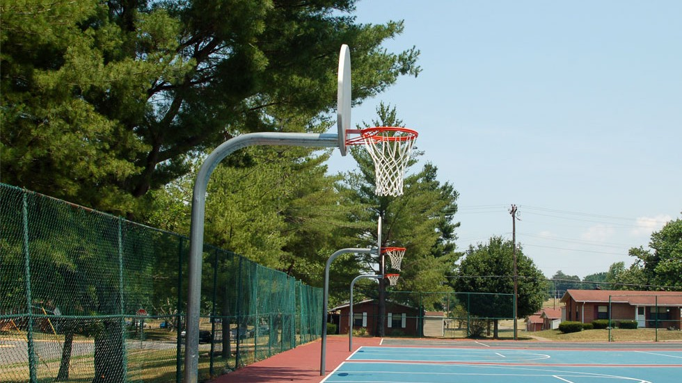Outdoor Adult Basketball League