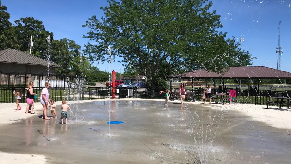 Limestone Springs Sprayground