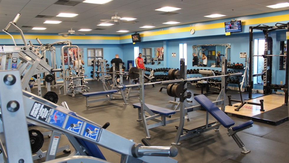 Fitness Facility - Weight Room