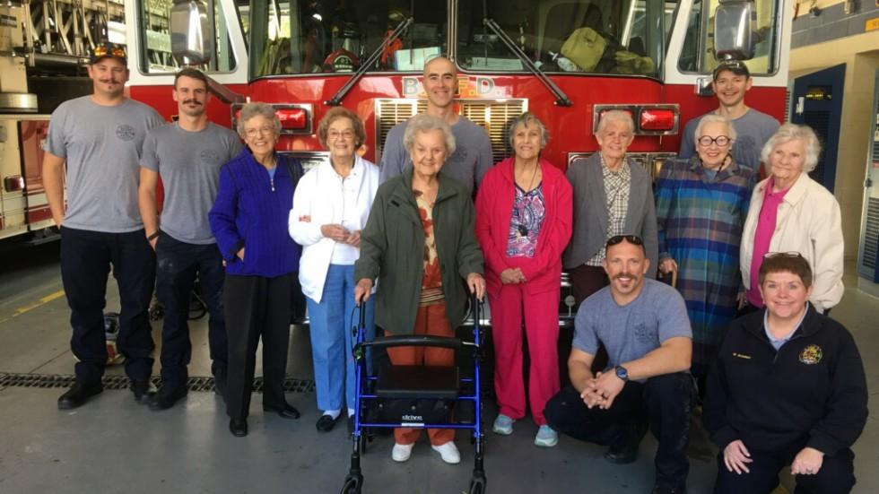 Fire Safety & Prevention - Senior Citizen Visit - 2018
