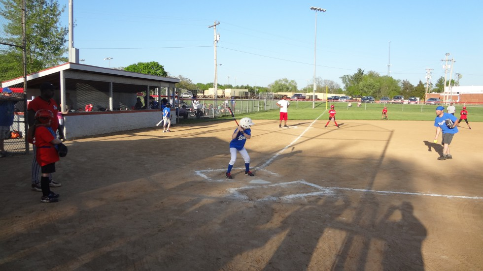 Fall Youth T-ball & Coach Pitch Registration