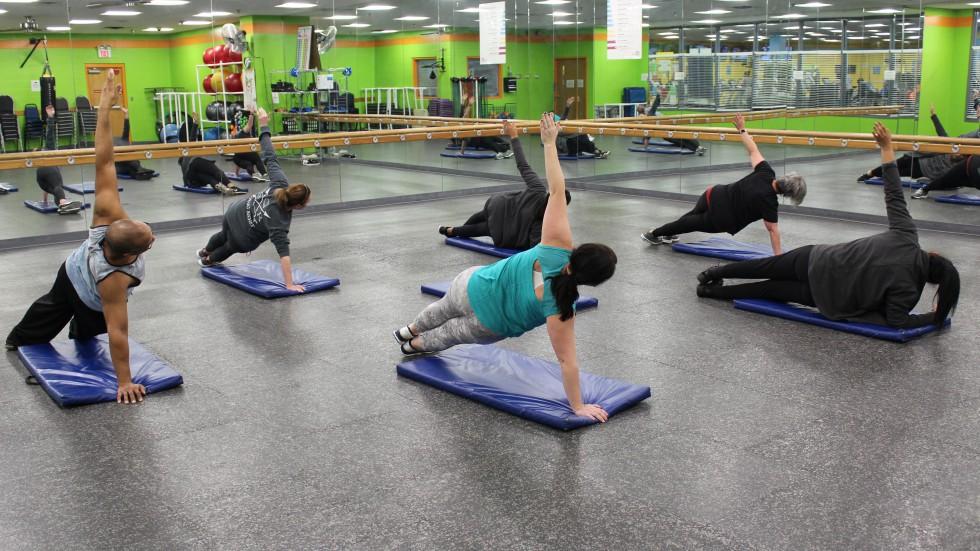 Fitness Facility - Aerobics