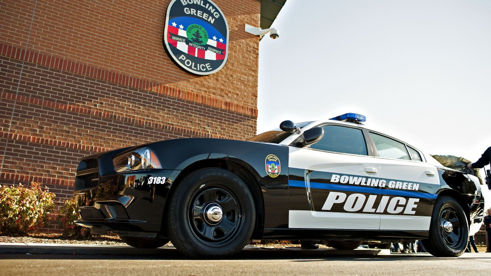 New Patrol Vehicle - 2015 - Bowling Green Police Department