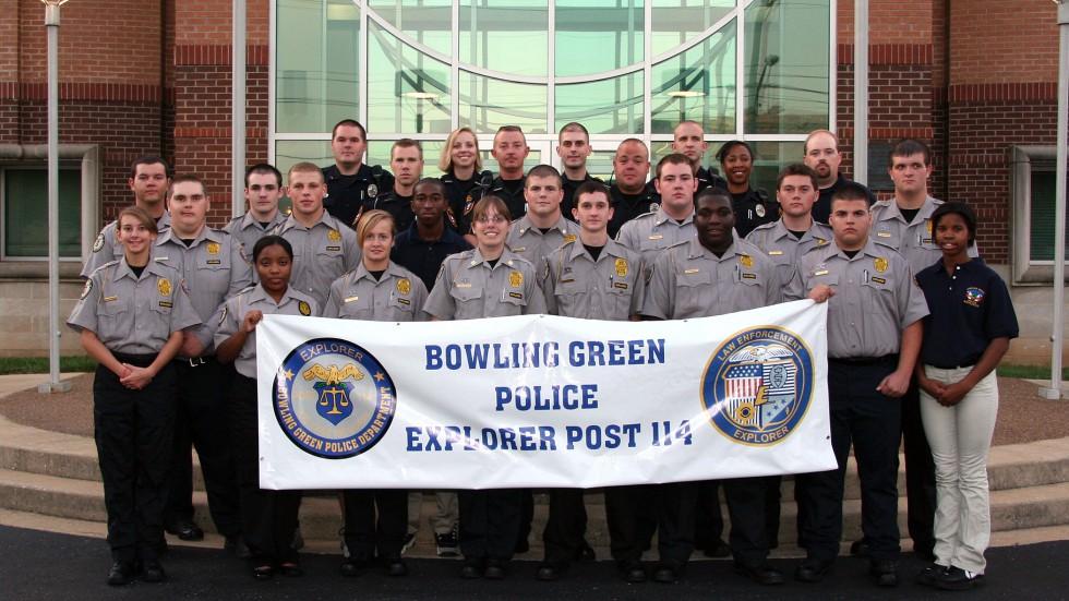 Police Explorer Post - 2008